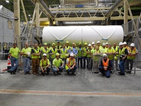 New St  Croix Tissue Facility Brings Jobs, Economic